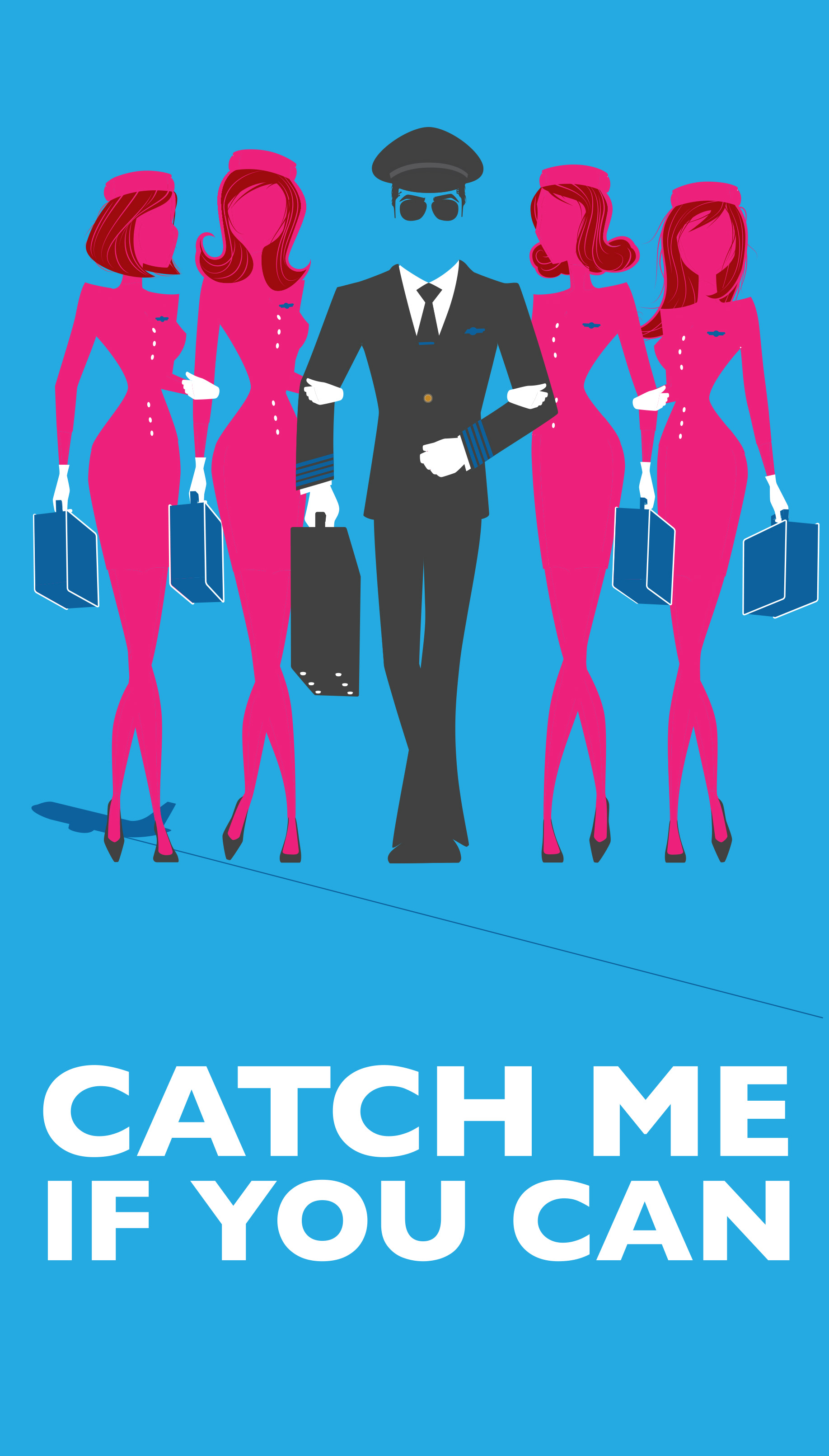 You Can Do It: CATCH ME IF YOU CAN
