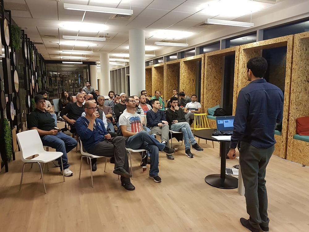Tech Talk: Machine Learning