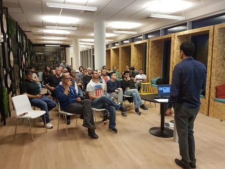 Tech Talk: Machine Learning - 4.4.19