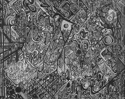 Molecular Structure(LA RETE)By Kelvy .