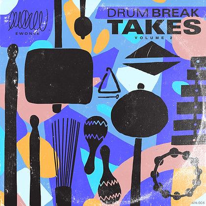 Ewonee. Drumbreak Takes Vol.2