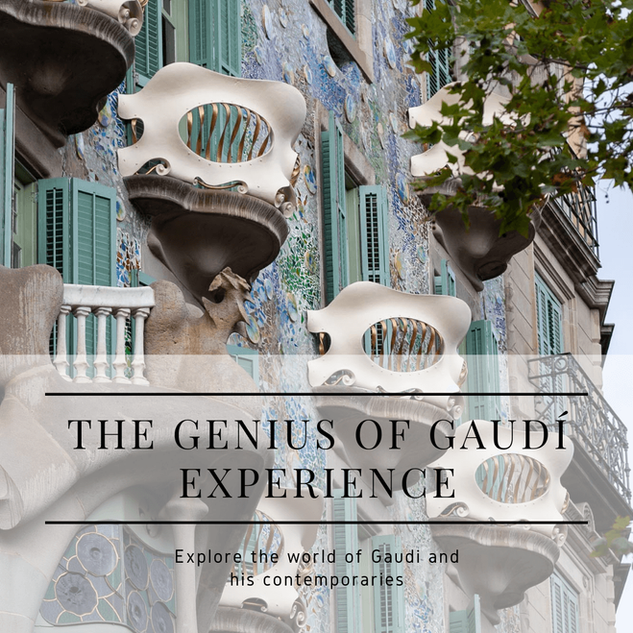 The Genius Of Gaudí