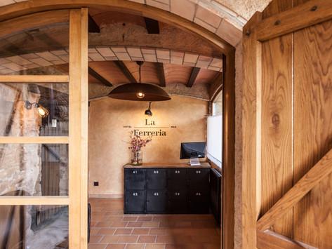 7 Rural Hotels & Villas Outside of Barcelona