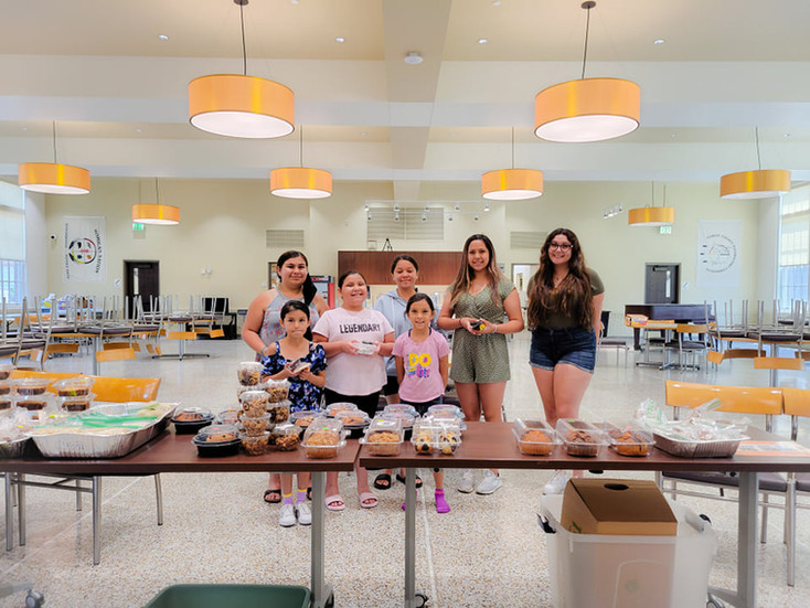 Daughters of Tradition bake sale