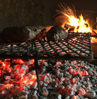 South African Braai BBQ Grill Royal Karoo Lodge