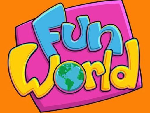 Fun World's New Logo