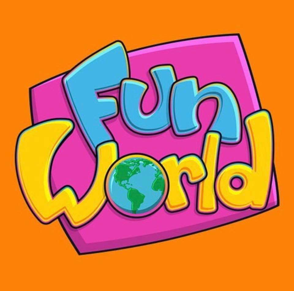 Fun World TV Series 2018 Logo Mary Hossack Actress Spencer Roo
