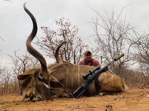 Limpopo Kudu Bull Hunt