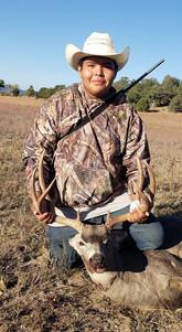 Big Game Coues Deer Hunting On San Carlos