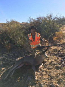 Hunting On San Carlos Apache Land