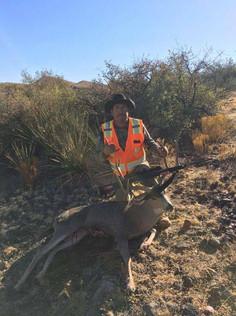 Hunting On San Carlos Apache Land
