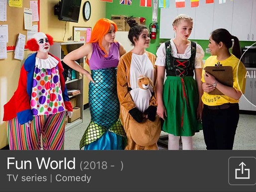 Fun World - New TV Series 2018 - IMDB