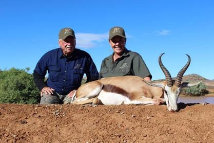 Small Plains Game Safari Royal Karoo Outfitters
