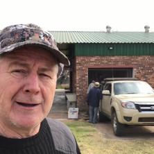 AussieJohn with PH Kobus Dave Cull Hunti