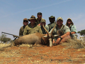 Plains game Hunting Safaris With Your Australian Booking Agent Markus Michalowitz