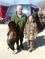 Kansas Turket Youth hunts