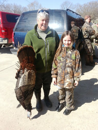 Kansas Turket Youth hunts