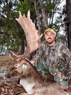 Fallow Deer Hunting April 201817
