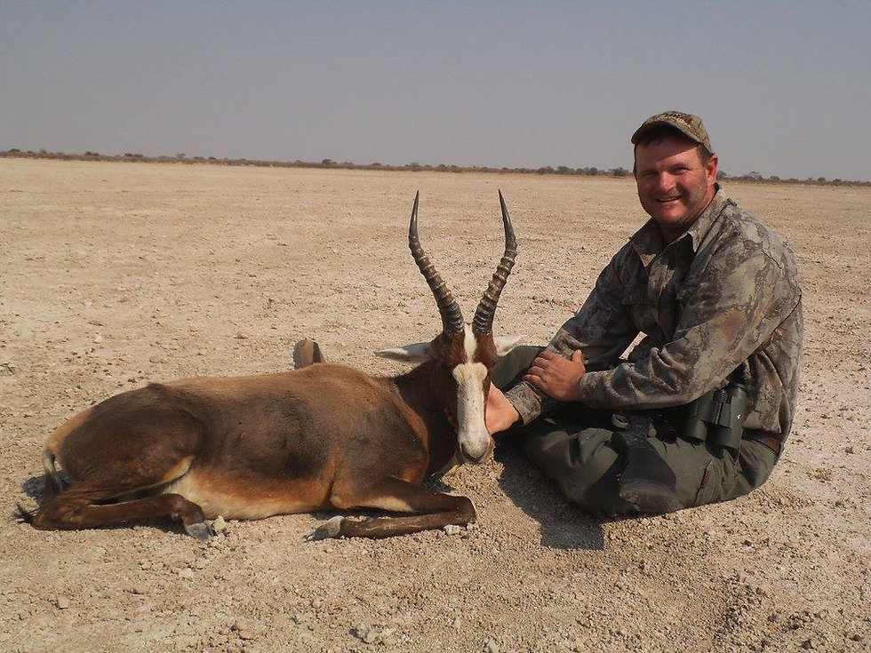 Africa Namibia Hunting Safari Packages W