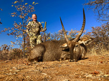 Limpopo Water Buck 375 H&H