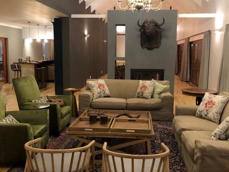 LUXURY Awaits You - Eastern Cape Hunting Lodges - with all the 5 STAR comforts and more!