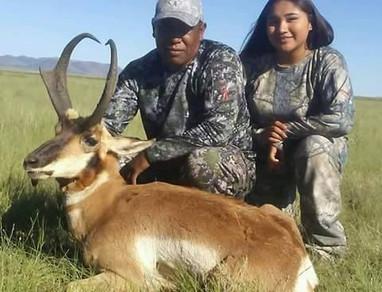 San Carlos Antelope Hunting Draw