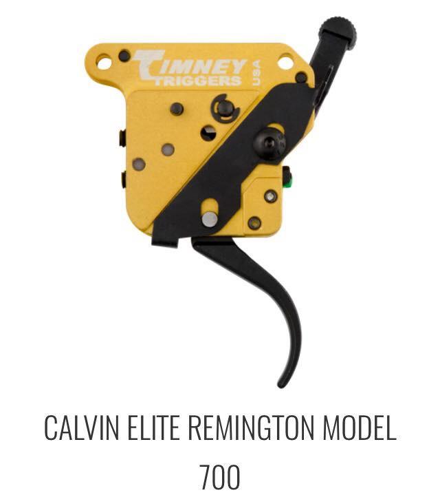 Calvin Elite Remington Sendero 7mm Rem Mag