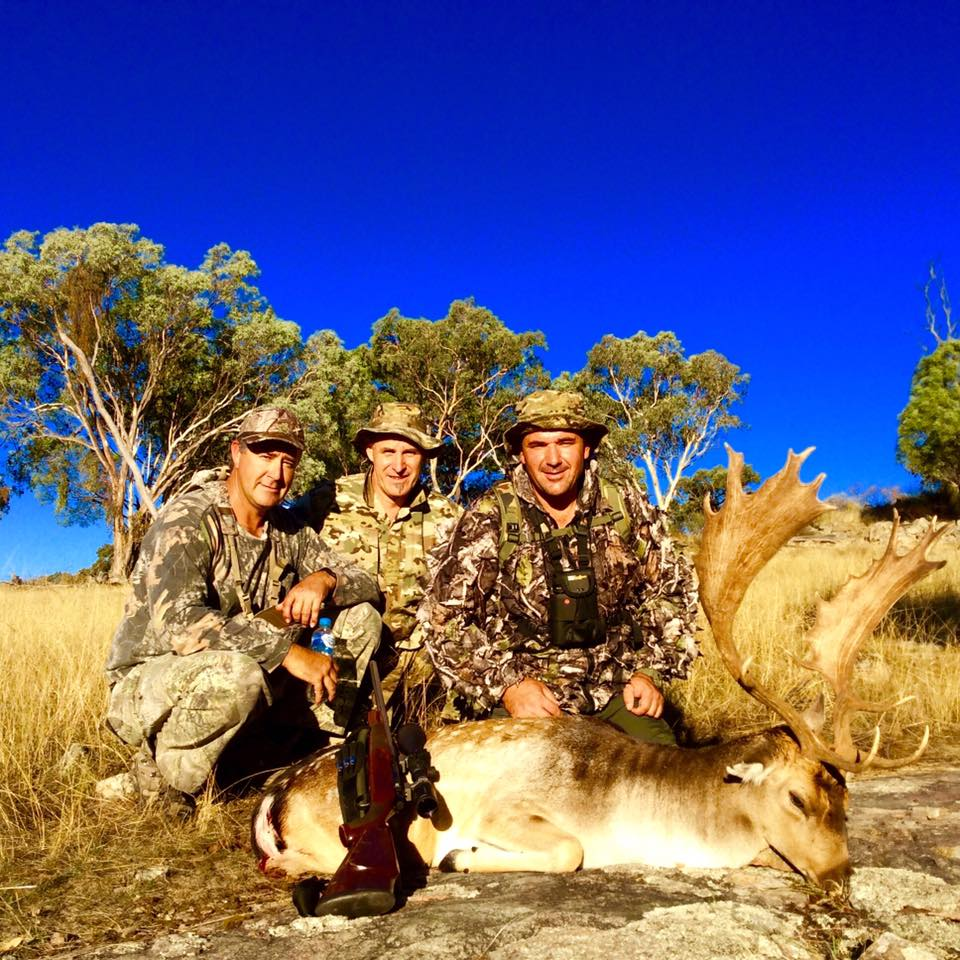 Happy Clients - Fallow Buck