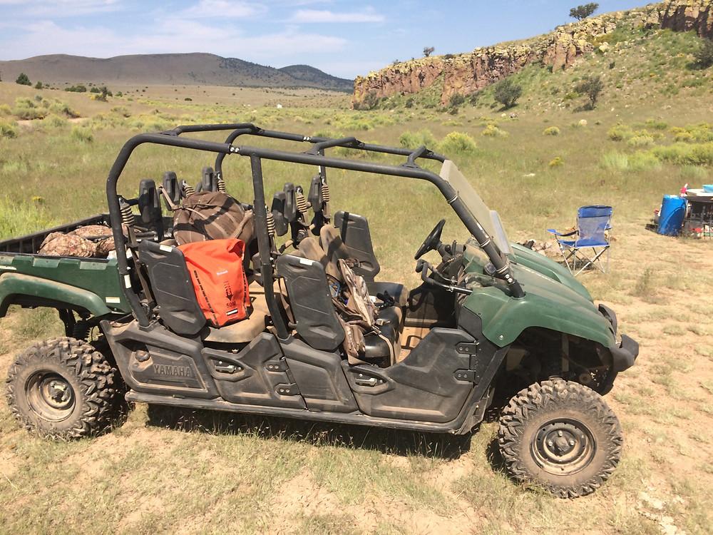 Backend Gear Bags - My Hunting Blog - AussieJohn