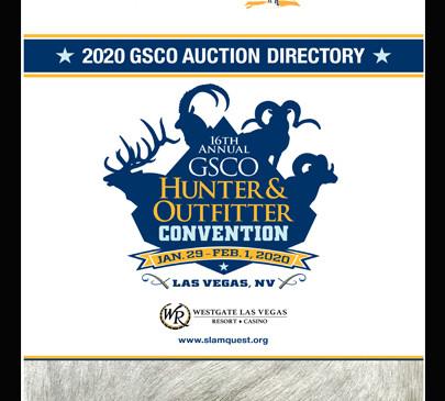 GSCO Slam Quest Convention in Vegas 2020