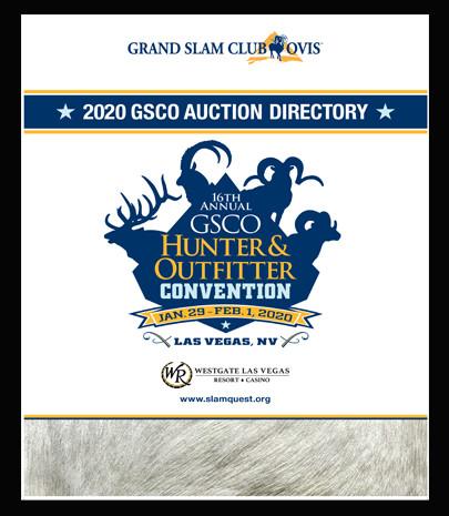Grand Slam Vegas Convention 2020