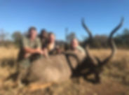 1Shot Limpopo Hunting Safaris Large Plains game Kudu