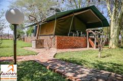 Ranchero Safaris Luxury AirConditiopned Tent
