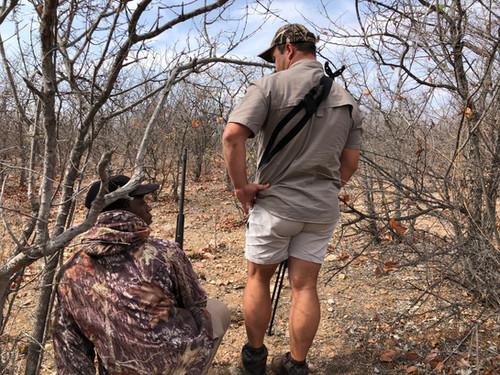 Ranchero Safaris Limpopo PH & Tracker