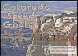 Colorado Speed Goats p118