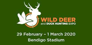 Wild Deer Expo Bendigo Victoria 2020