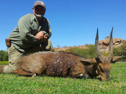 South Africa Bushbuck Hunting