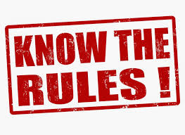 KNOW THE NEW 2021 RULES & REGS ON SAN CARLOS