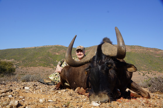 Big Game Hunting South Africa