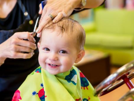 CHILDREN'S HAIR CUT IN KEILOR EAST