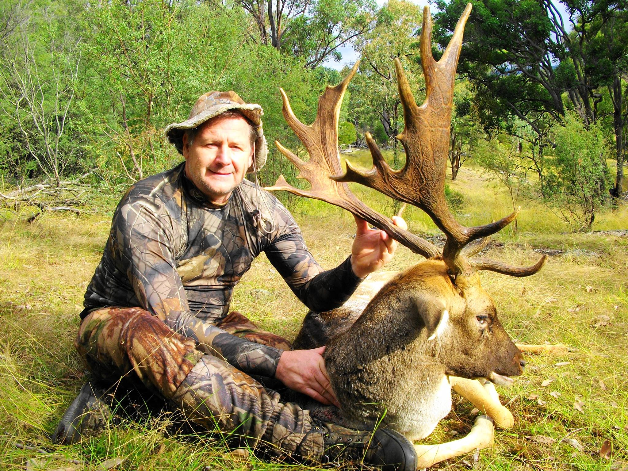 AussieJohn Fallow Buck