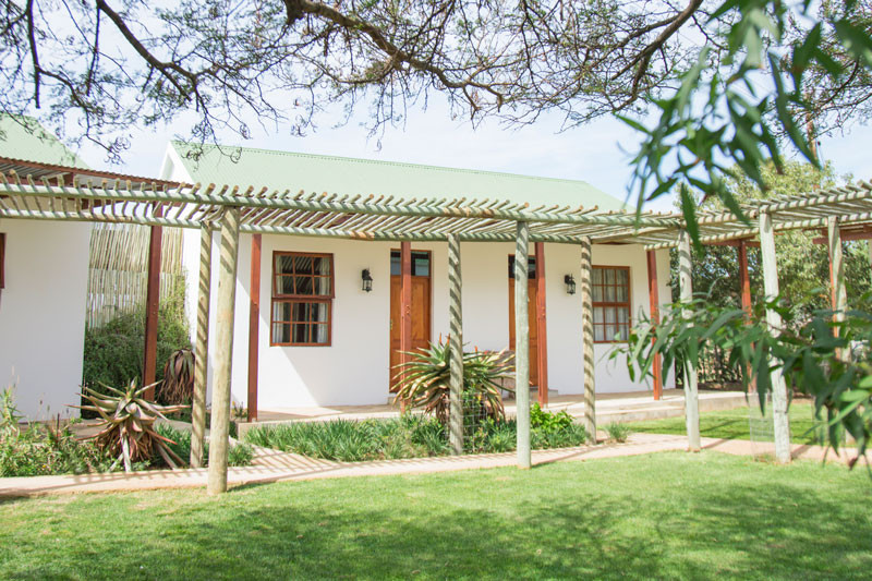 Eastern Cape Hunting Lodge Guest Rooms