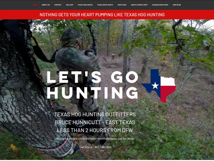 Texas Hog Hunting Outfitters