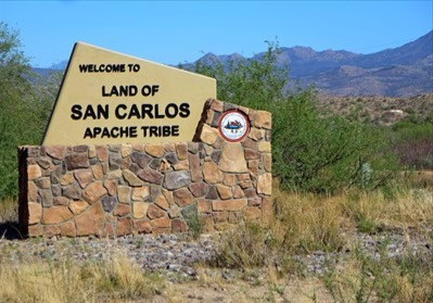 Welcome To San Carlos Some Of The Best Hunting In North America