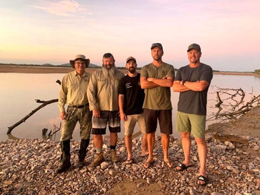 The Queensland Hunting Safari Adventure Crew