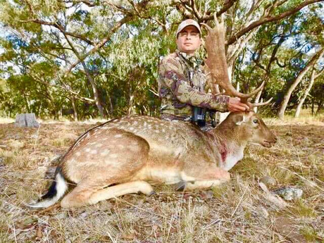April 2018 Fallow Hunting