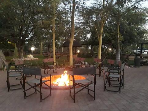 Ranchero Safaris Camp Fire Limpopo Hunting Lodge