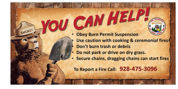 Smokey The Bear Works Across The Nation