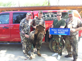 Hunting Kansas Outfitters