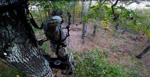 East Texas Whitetail Hunt Bruce Hunnicutt